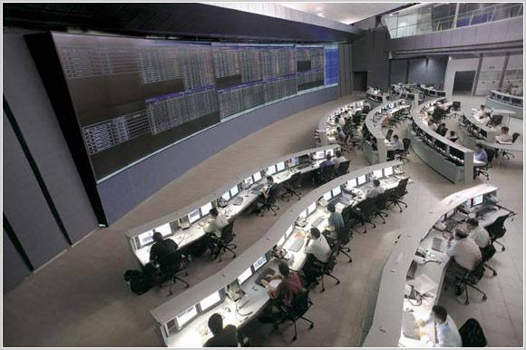 Modern Industrial Control System