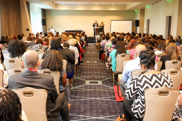 Full Room Of Attendees